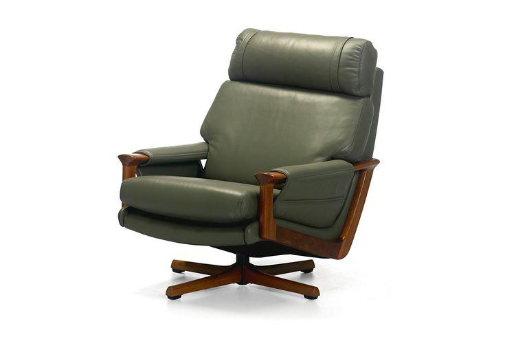 T21 SWIVEL CHAIR & FOOTSTOOL | Tessa Furniture
