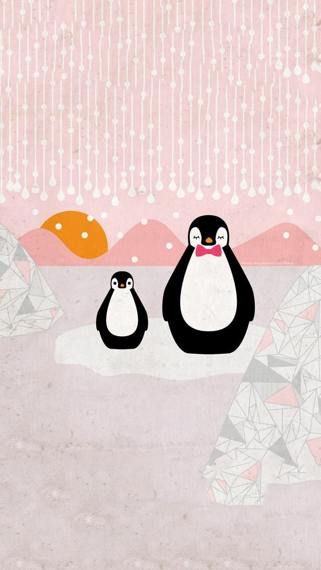 Penguins #illustration