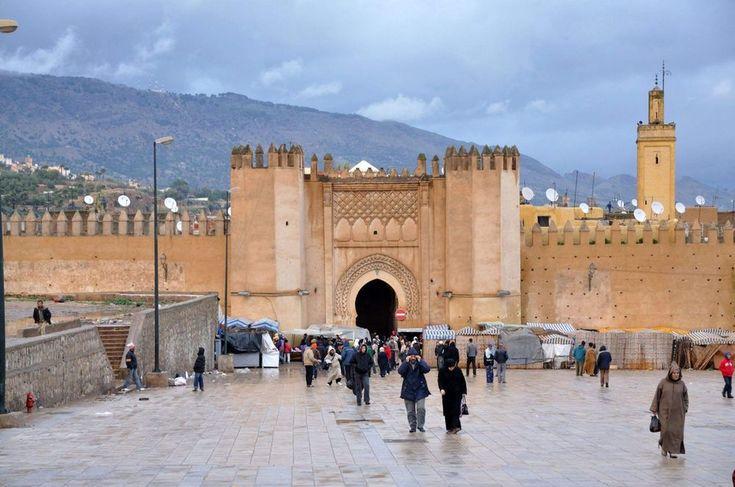 Блокнот туриста - Фес (Марокко) - http://bigcities.org/?p=10284
