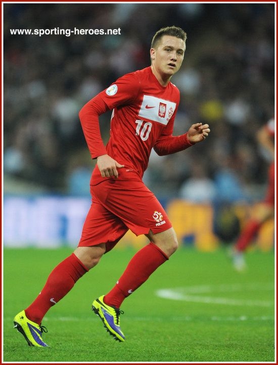 Piotr  ZIELINSKI - 2014 World Cup Qualifying matches.