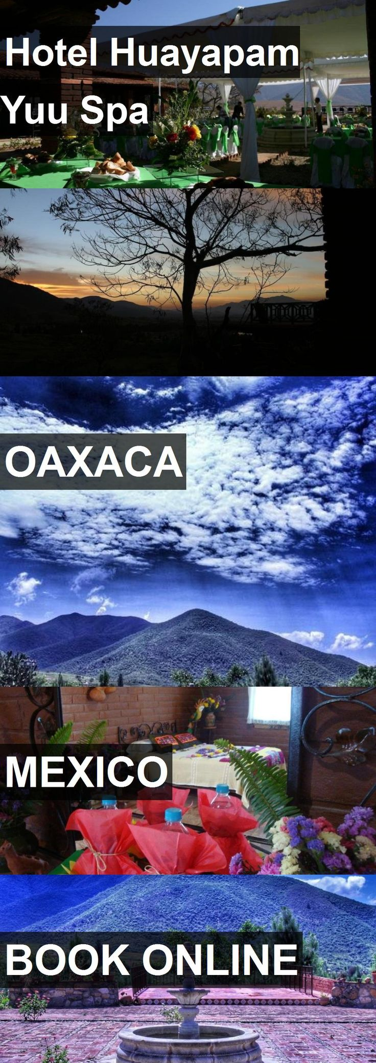 Hotel Hotel Huayapam Yuu Spa in Oaxaca, Mexico. For more information, photos, reviews and best prices please follow the link. #Mexico #Oaxaca #HotelHuayapamYuuSpa #hotel #travel #vacation