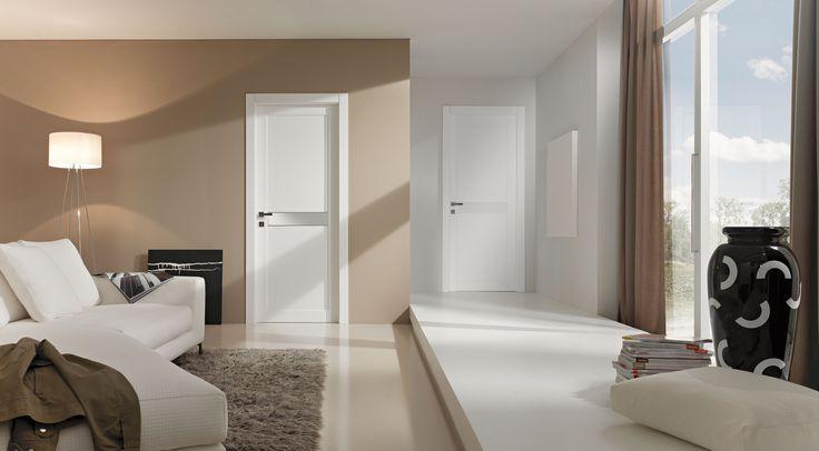 Εσωτερικές πόρτες υψηλής αισθητική που δίνουν στο χώρο σας ένα ξεχωριστό στυλ.
