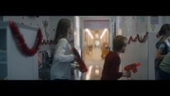 12AdsOfXmas2016 #11: The Star Wars Christmas ad is becoming traditional now, and this childrens hospital game is very sweet.