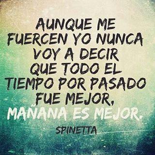 Siempre #spinetta