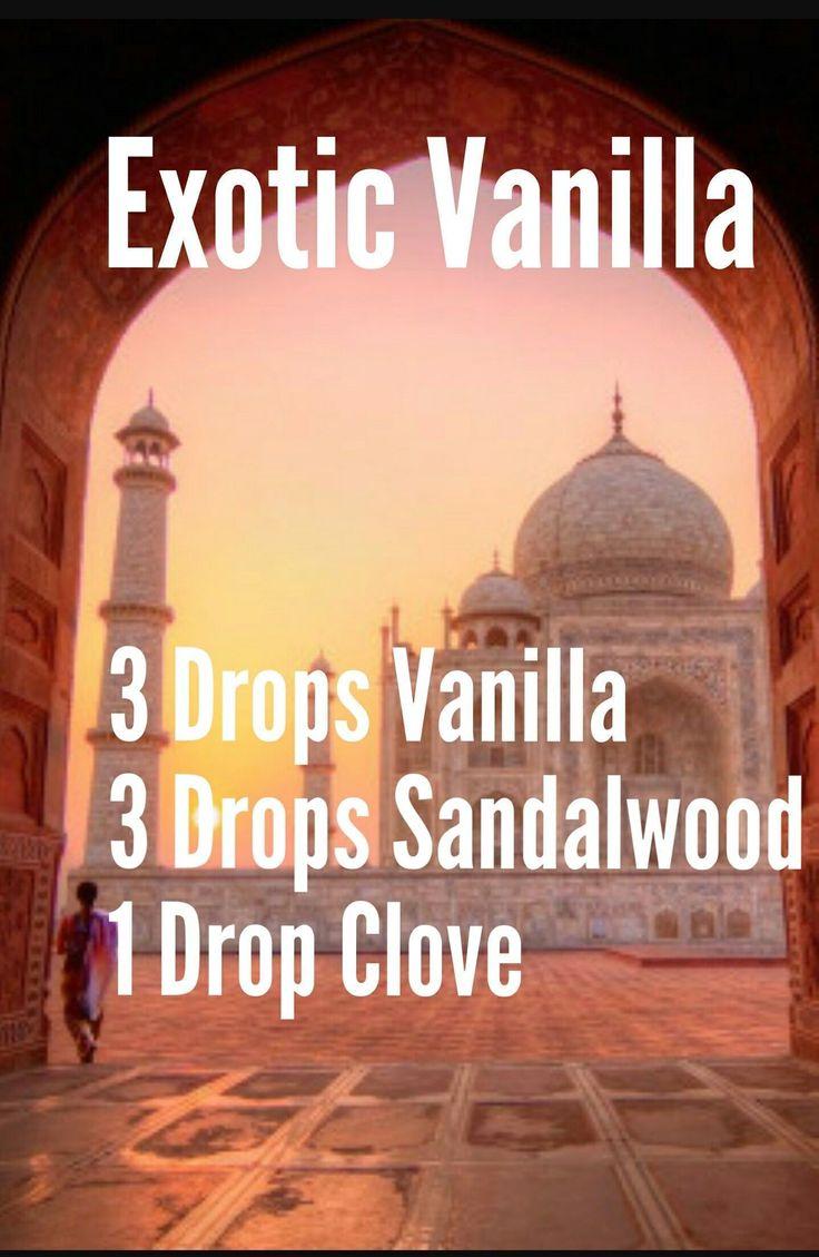 Aromatherapy Exotic Vanilla Essential Oil Sandalwood, Vanilla, Clov #aromatherapy Exotic Vanilla Essential Oil Sandalwood, Vanilla, Clove #VanillaEssentialOilbenefits #essentialoil