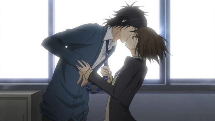 "Say I Love You Anime Mei and Yamato | ... : Say ""I love you"" anime review | Battledash's Anime Reviews"
