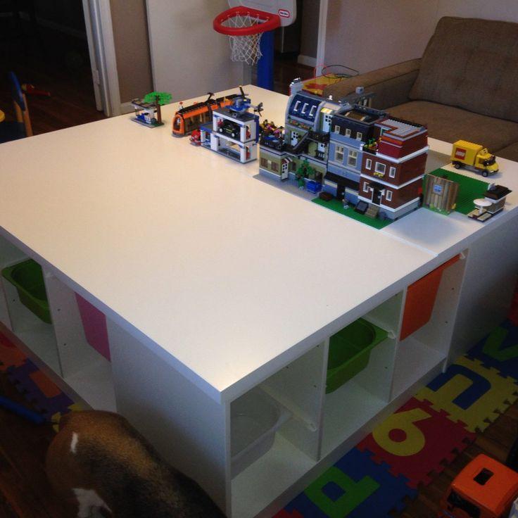 Best 25 Lego Table Ideas On Pinterest Diy Lego Table
