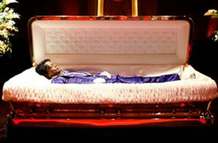 james brown open casket - photo #16