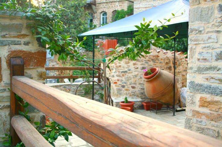 Nikiti's Old village,Sithonia, Greece