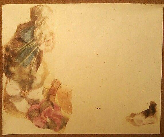 ***彼女はなにを想ふ***素材は月桃紙(南国・沖縄で育つ、とても繊維の強い月桃の葉を使った和紙)に、写真を転写した作品です。写真は、姉・Nihohのコサージ...|ハンドメイド、手作り、手仕事品の通販・販売・購入ならCreema。