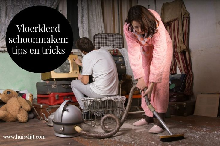 Vloerkleed schoonmaken: tips en tricks - Huisvlijt