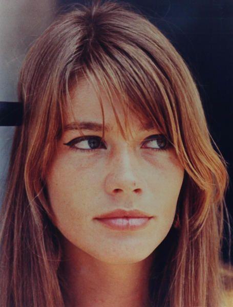 Francoise Hardy, the woman I've always tried to look a bit like. Beautiful, natural woman. francoisehardy.com