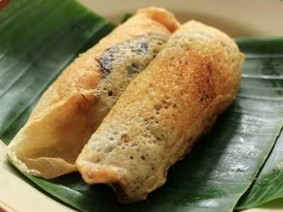 Serabi Solo - Panduan cara membuat resep serabi solo notosuman gulung ncc asli tepung beras kinca ala noto fatmah bahalwan yang paling enak, lembut dan lezat ada disini.