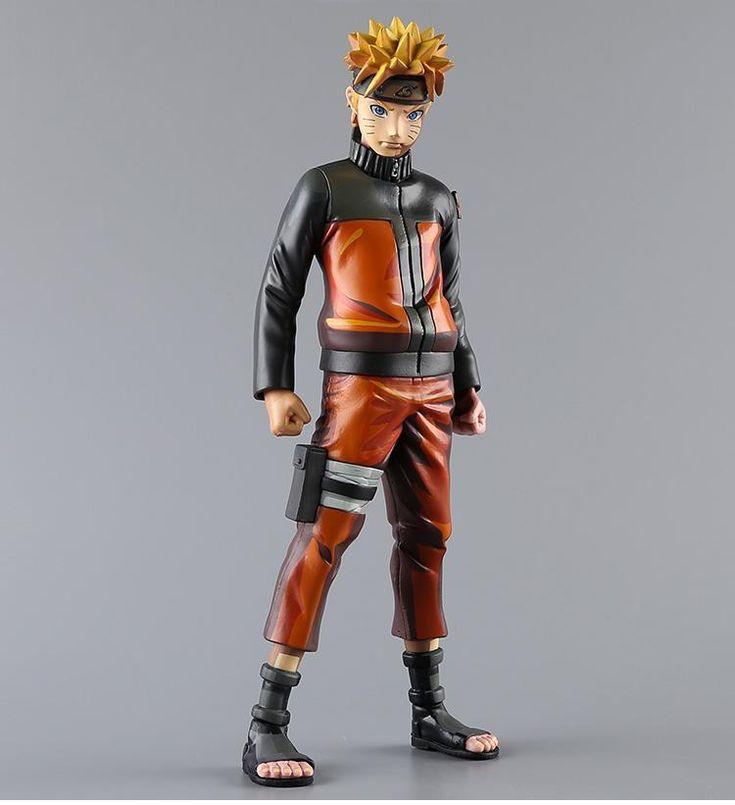 NARUTO Uzumaki Naruto Comic Color Statue