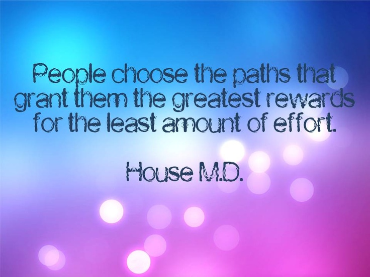 quote from House M.D.