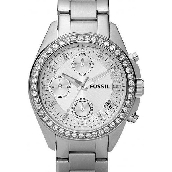 FREE SHIPPING #amazing #beautiful #accessories #timeless #time #Fossil #watches #lifestyle #design #es2681 #womensfashion Buy now https://feeldiamonds.com/swiss-luxury-watches-for-men-women/fossil-watches-offers-online/fossil-es2681-women's-decker-silver-dial-watch's-decker-silver-dial-watch