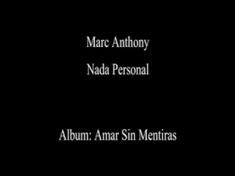 Marc Anthony - Show me the way - YouTube