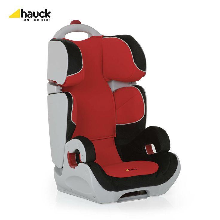 Ninio.ro va pune la dispozitie pentru achizitionare: Scaunul auto Hauck Bogyguard este ideal pentru copiii cu varste cuprinse intre 3 si 12 ani, acesta putand fi adaptat la dimensiunea copilului dumneavoastra. Scaunul Hauck ofera copilului confort si siguranta maxima datorita spumei de memorie care permite absorbtia socurilor si a impacturilor.