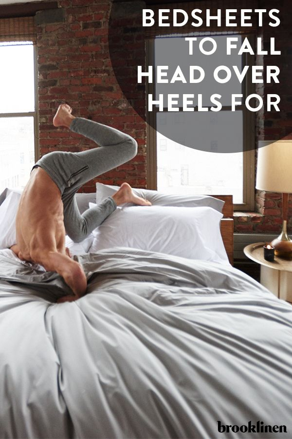 Brooklinen Has Created A Whole Line Of Luxuriously Comfortable Sheets,  Pillows And Comforters That Will Make Your Entire Bed Feel Like The Cool  Side Of ...