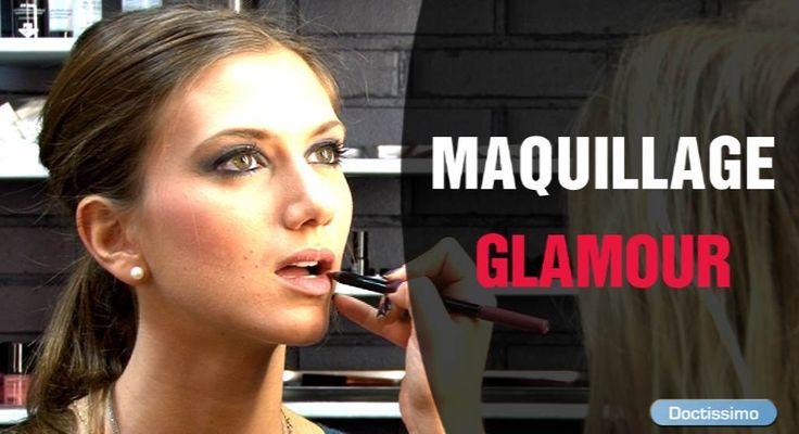 Pour faire succomber votre jules ou pour être irrésistible à chacune de vos occasions, découvrez comment faire un maquillage glamour en vidéo. Regard qui tue, bouche sulfureuse, à vous le maquillage chic et sexy.