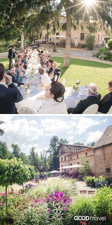 Tolle Location Fur Eine Hochzeitsfeier In Brandenburg Ehemalige