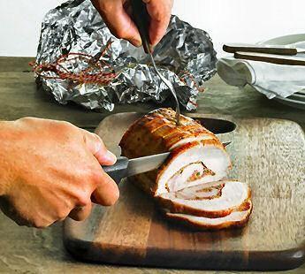 Stap voor stap rollade maken