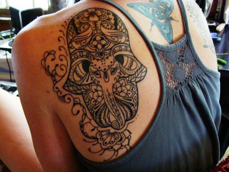 Mehndi Nape Tattoo : Best tattoo images phoenix bird tattoos
