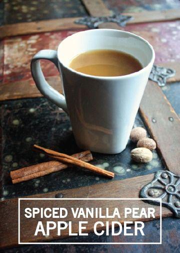 ... spiced cider might add just a bit of lemon juice amaretto spiced cider