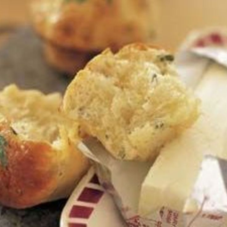 Sally Lunn no yeast rolls For when you need nice simple soft rolls without the yeast stress.