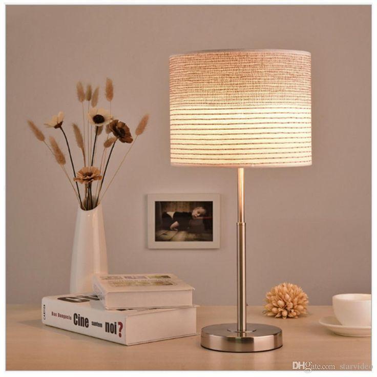 Amazing 2017 Carola Table Lamp Bedroom Bedside Creative European Light Bulb Modern  Nordic Led Desk Light Led