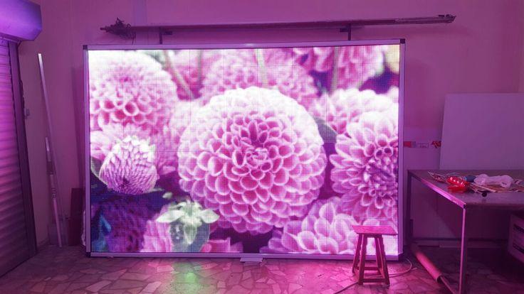 Reklam Panosu, Led Ekran rgb Sistemleri, Led Display,Led ekran rgb p10