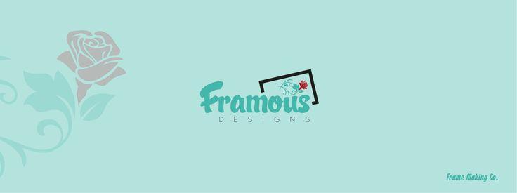 Framous Logo - Logofolio - Red Eye Design