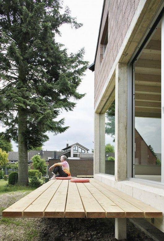 Schreber / Amunt Architekten Martenson und Nagel Theissen