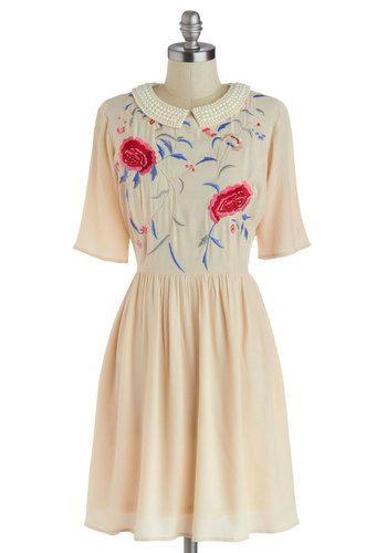 House Tour Guide Dress, #ModCloth