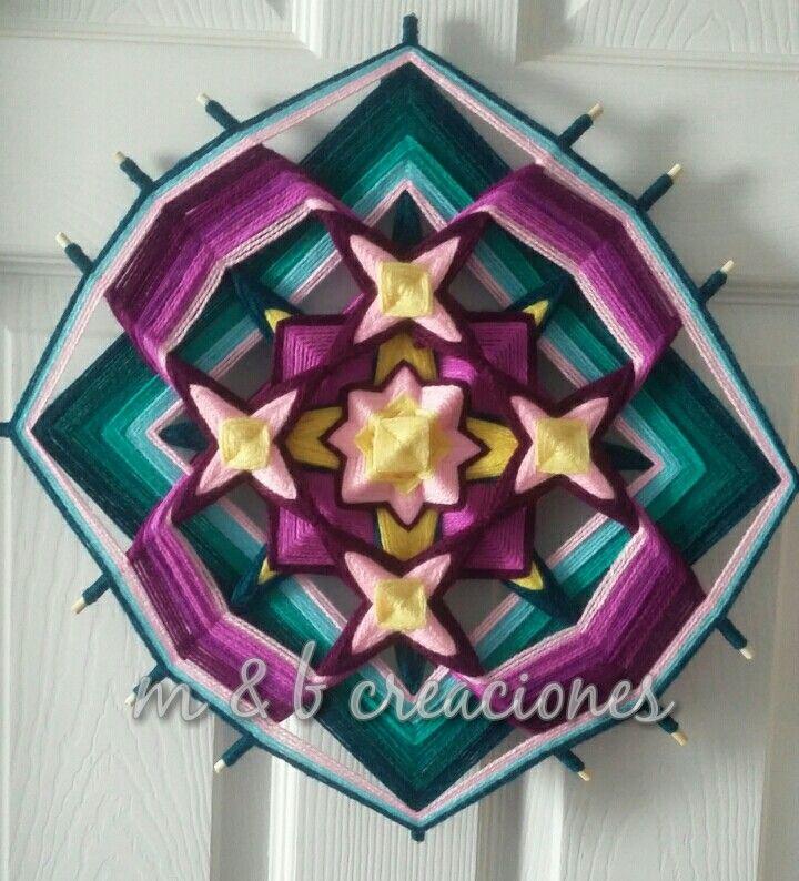 Mandala realizado por Macarena Bezanilla Benitez https://www.facebook.com/macabezanilla?fref=photo