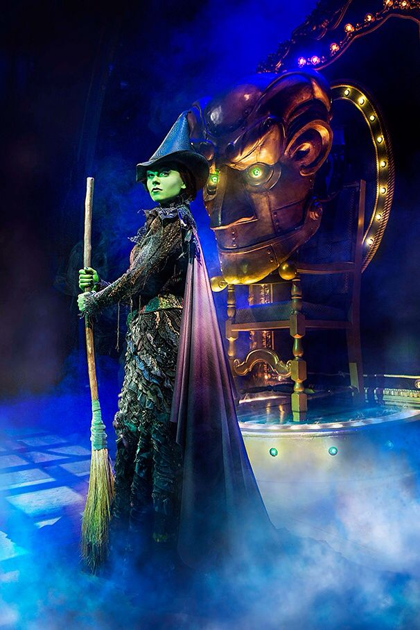 Wicked Hot Shot! Meet London's Newest Elphaba, Emma Hatton