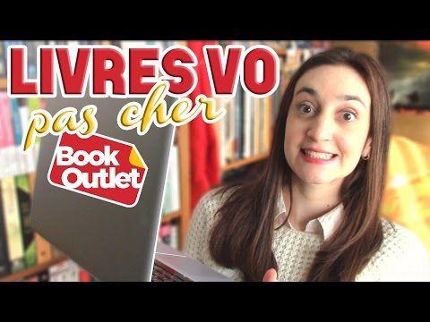 Acheter des livres en Anglais pas cher avec BookOutlet