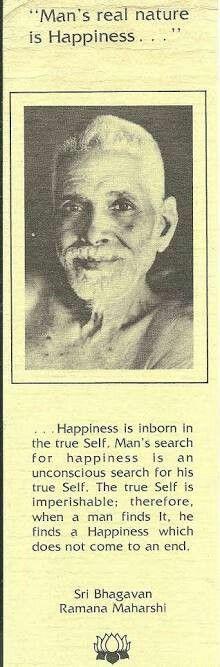 Ramana quotes