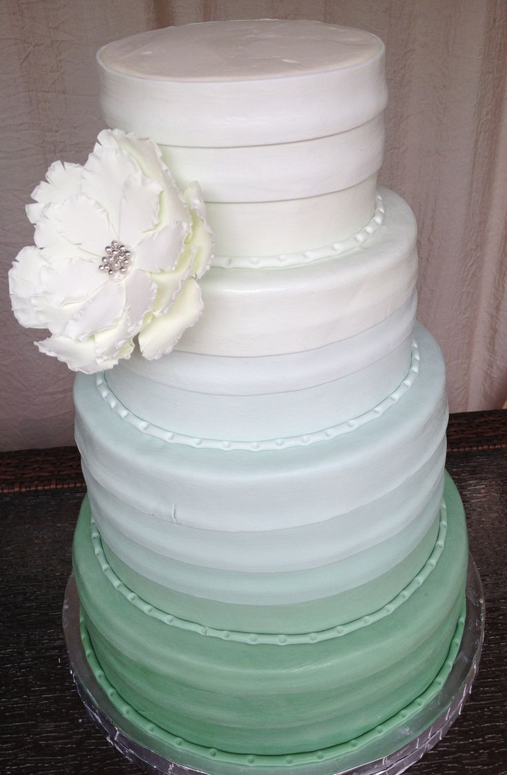14 best Wedding Cakes with Gumpaste Flowers images on Pinterest ...