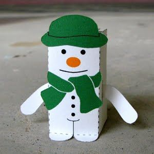 Loads of different printables of children's characters on this website - Simpsons, Star Trek, Little Miss etc. I chose to pin the Snowman because he was a big part of my early childhood.