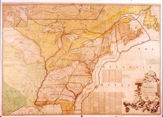 El mapa más famoso de la diplomacia estadounidense