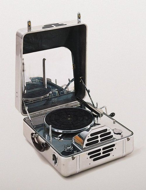 1935-39RCA Victor Special 78 Portable Record Player