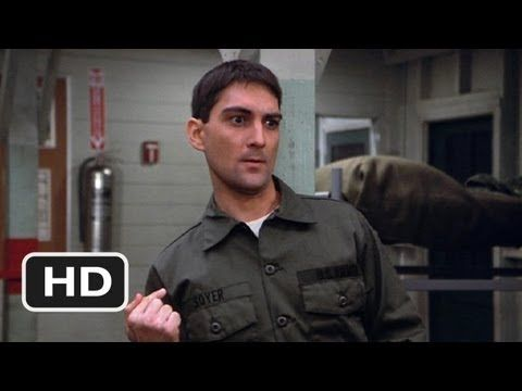 Psycho and Ox - Stripes (3/8) Movie CLIP (1981) HD