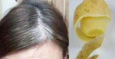 Už niekoľko rokov som mala sivé vlasy. Potom som skúsila tento trik a teraz mi každý závidí moju pôvodnú farbu | Báječné Ženy