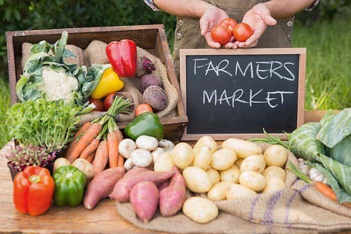 2019 Farmer S Markets In Loudoun County Farmers Market Food Safety Tips Farmers Market Recipes