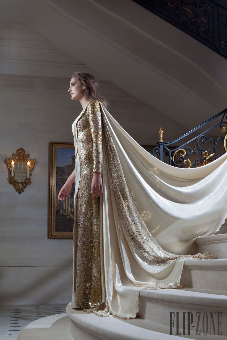 Robert Abi Nader 2015 koleksiyonu - Couture - http://tr.flip-zone.com/fashion/couture-1/independant-designers/robert-abi-nader-5616