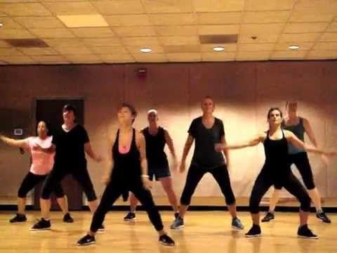 """I LIKE TO MOVE IT"" by Madagascar - Dance Fitness Workout Choreography V..."
