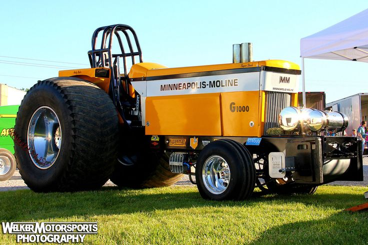 ITPA / Xcaliber Truck & Tractor Pulling