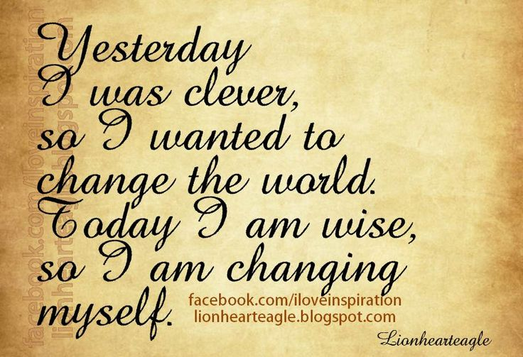 Positive Change Quotes And Sayings. QuotesGram