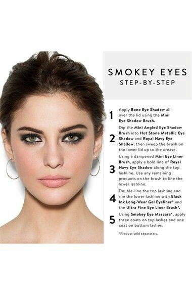 Bobbi Brown Smokey Eyes